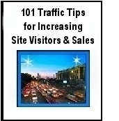 Free Ebook - 101 Traffic Tips