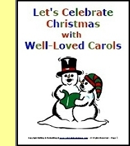 FREE EBOOK - 50 Well-Loved Christmas Songs