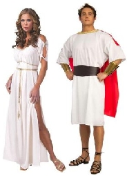 God and Goddess Costumes