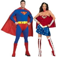 Super Woman Costumes