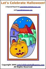 Free Ebook - Let's Celebrate Halloween!