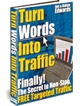Turn Words Into Traffic with Article Marketing