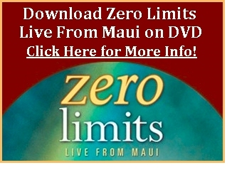 Zero Limits Live from Maui - Ho'oponopono Workshop